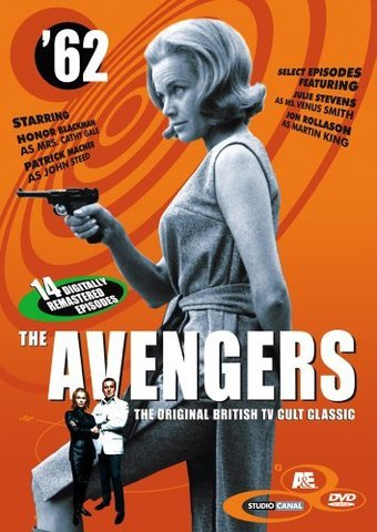 The Avengers - '62 Collection (4-DVD)