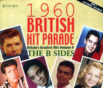 British Hit Parade: 1960 - B-Sides, Part 3 (4-CD)