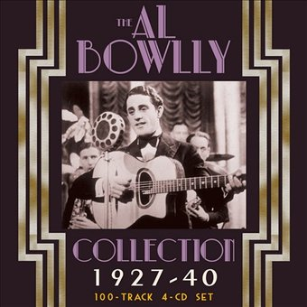 The Al Bowlly Collection: 1927-1940 (4-CD)