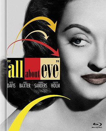 All About Eve (Blu-ray, 60th Anniversary)