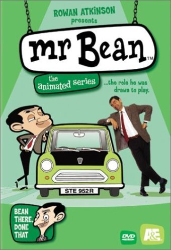 Mr. Bean: Animated Series - Bean There, Done That