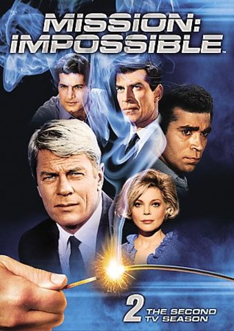 Mission: Impossible - Complete 2nd Season (7-DVD)