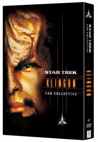 Star Trek - Fan Collective: Klingon (4-DVD)