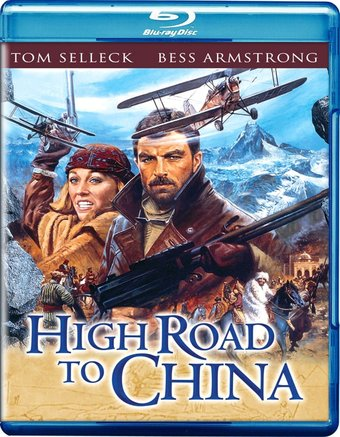 High Road to China (Blu-ray)