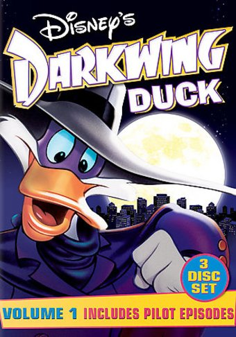 Darkwing Duck, Volume 1 (3-DVD)