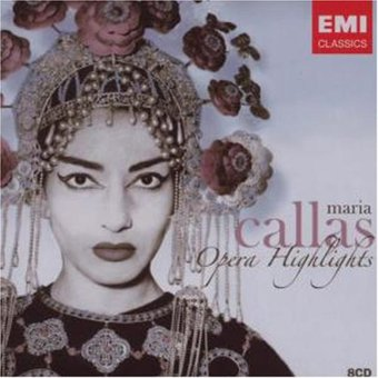 Maria Callas: Opera Highlights