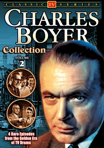 "Charles Boyer Collection, Volume 2 - 11"" x 17"""