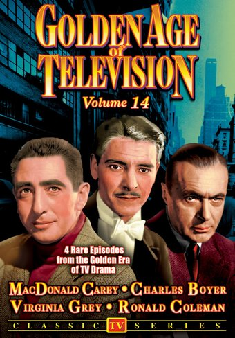 Golden Age of Television - Volume 14