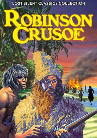 Robinson Crusoe (1927) / Be My King (1928)