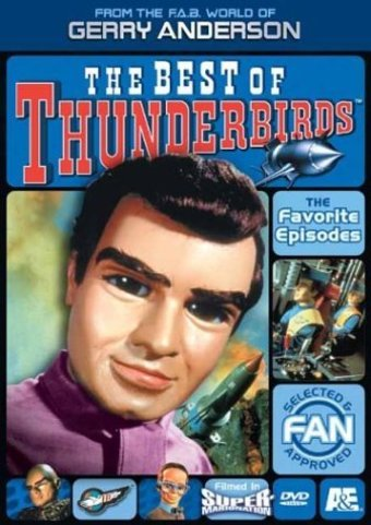 Thunderbirds - Best of Thunderbirds (2-DVD)