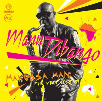 Makossa Man: The Very Best of Manu Dibango (2-CD)