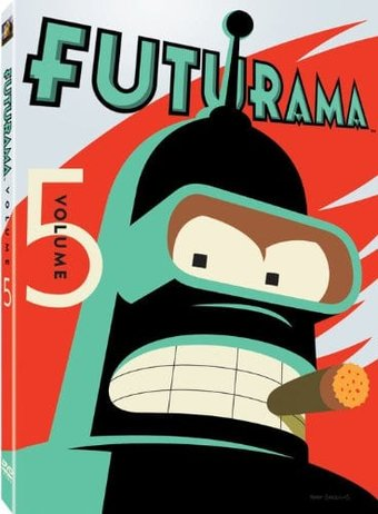 Futurama - Volume 5 (2-DVD)