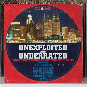 Backbeats: Unexploited & Underrated - More