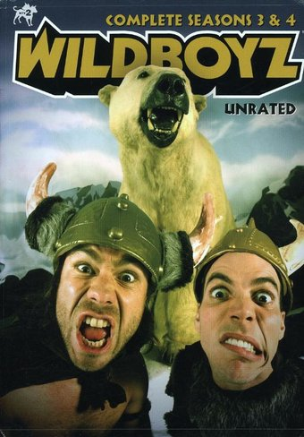 Wildboyz - Complete 3rd & 4th Seasons Unrated