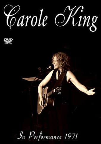 Carole King - In Performance, 1971