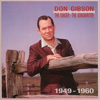 The Singer, The Songwriter 1949-1960 (4-CD Box