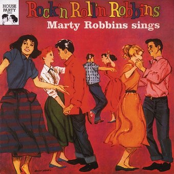Rock'n Roll'n Robbins [Compilation]