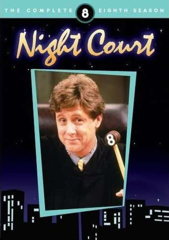 Night Court - Complete 8th Season (3-DVD)