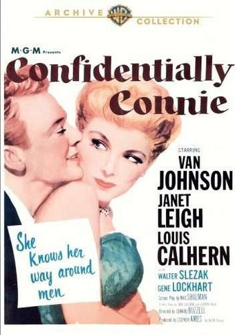 Confidentially Connie