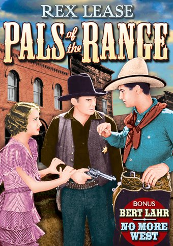 "Pals of the Range - 11"" x 17"" Poster"