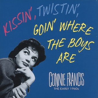Kissin', Twistin', Goin' Where the Boys Are (5-CD