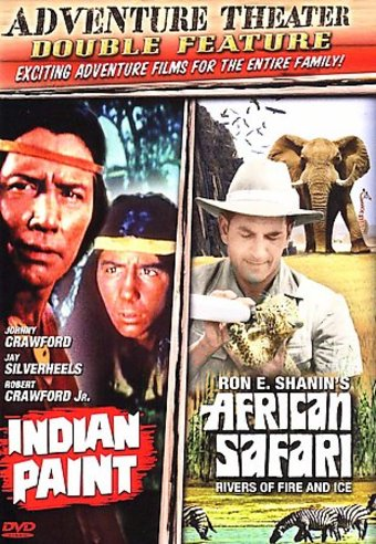 Adventure Theater Double Feature: Indian Paint /
