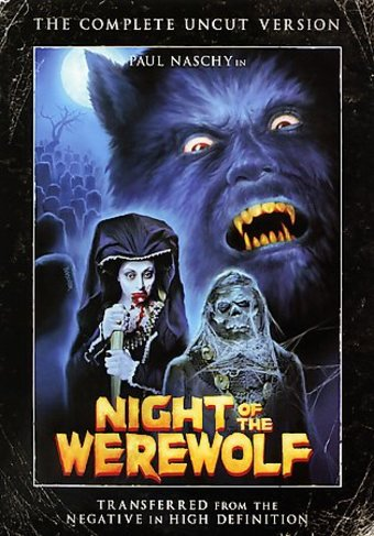 Night of the Werewolf (The Spanish Horror