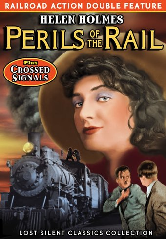 Railroad Action Double Feature: Perils of the