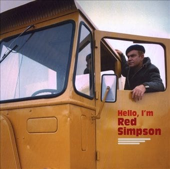 Hello, I'm Red Simpson (5-CD Box Set)