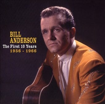 The First 10 Years: 1956-1966 (4-CD Box Set)
