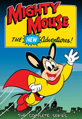 Mighty Mouse: The New Adventures - Complete