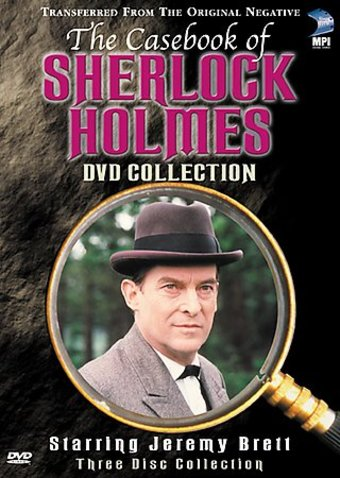 The Casebook of Sherlock Holmes DVD Collection