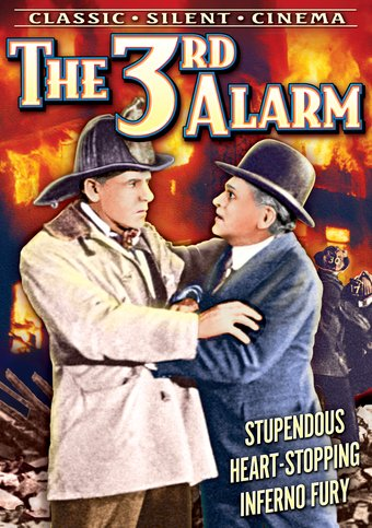 "The 3rd Alarm - 11"" x 17"" Poster"
