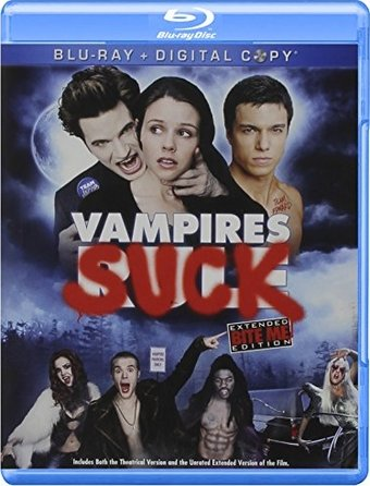 Vampires Suck (Blu-ray, Extended Bite Me Edition,