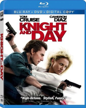 Knight and Day (Blu-ray + DVD)