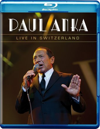 Live in Switzerland (Blu-ray)