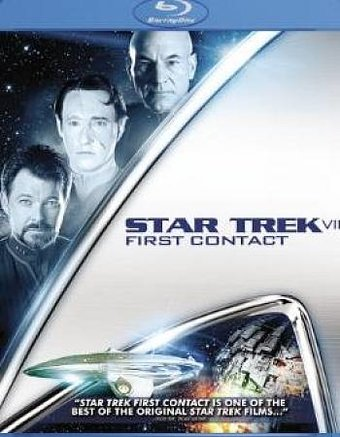 Star Trek: First Contact (Blu-ray)