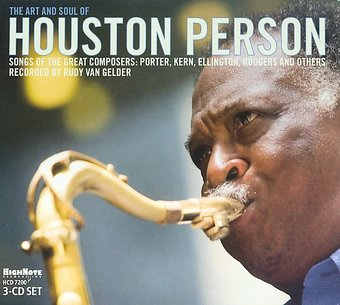 The Art and Soul of Houston Person (3-CD)