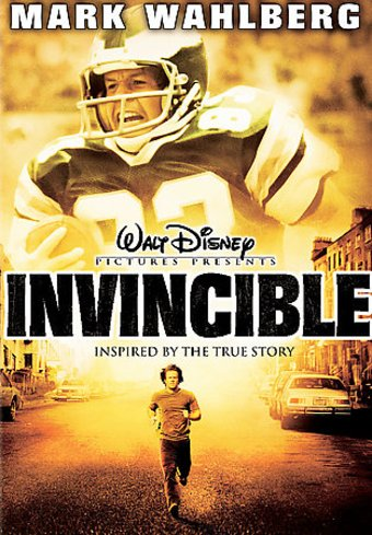invincible dvd 2006 starring mark wahlberg kevin conway