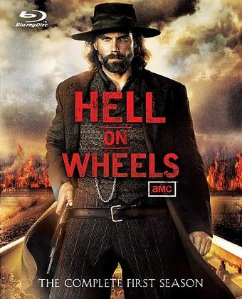 Hell on Wheels - Complete 1st Season (Blu-ray)