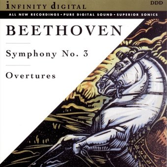 Symphony No 3 Overtures