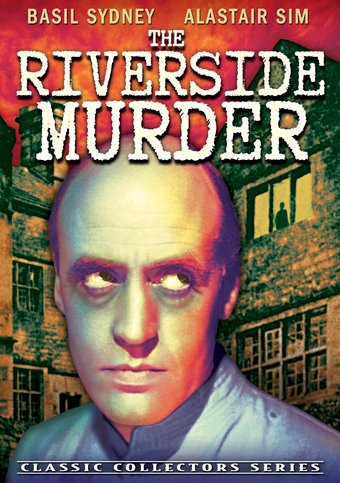 "The Riverside Murder - 11"" x 17"" Poster"