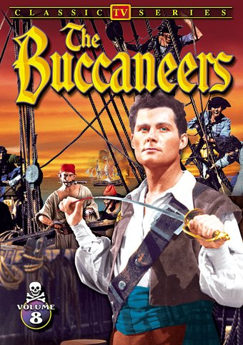 The Buccaneers - Volume 8