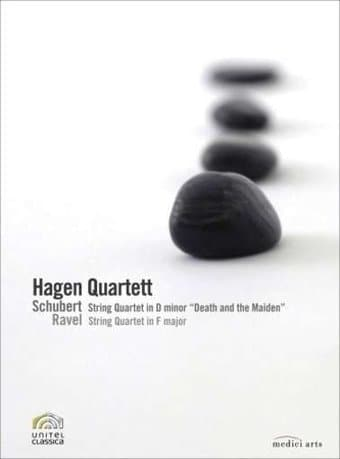 Hagen Quartett - Schubert's String Quartet in D