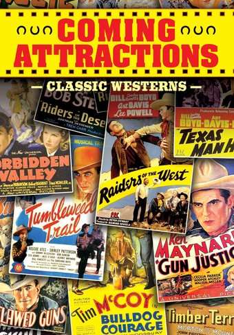 Coming Attractions: Classic Westerns