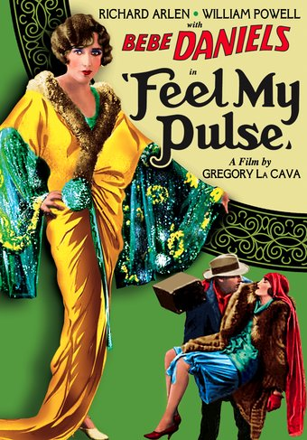 "Feel My Pulse - 11"" x 17"" Poster"