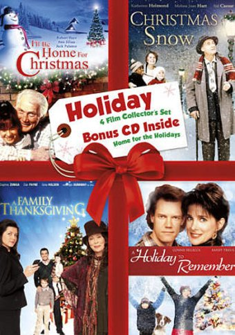 Holiday Collector's Set, Volume 5 (DVD + CD)