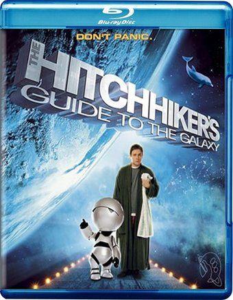 The Hitchhiker's Guide to the Galaxy (Blu-ray)