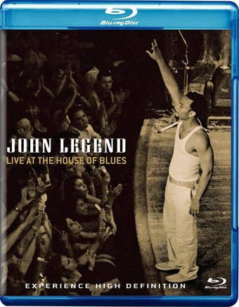 John Legend - Live at the House of Blues (Blu-ray)