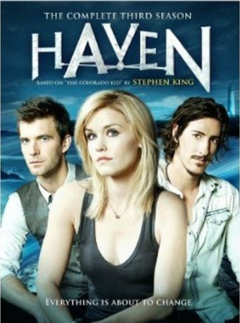Haven - Complete 3rd Season (4-DVD)